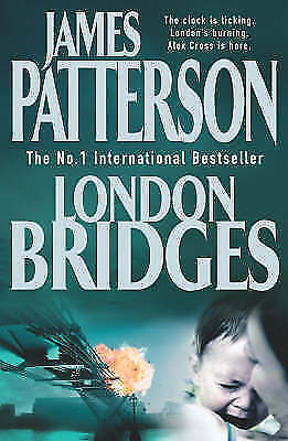 1 of 1 - London Bridges by James Patterson (BCA edition hardback, 2004)..