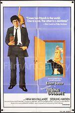 THE LONG GOODBYE 1973 US 1sh rare Style A Amsel art Robert Altman Filmartgallery