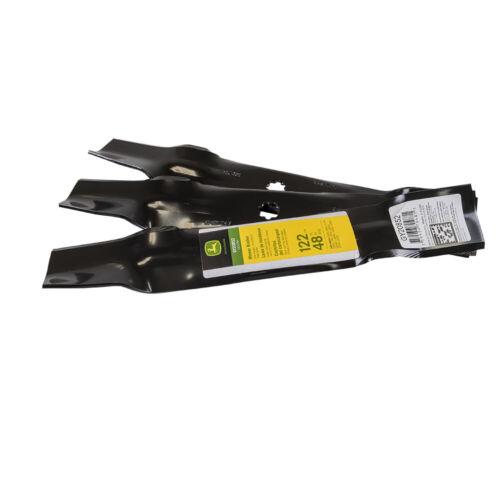John Deere GY20852 High Lift Mower Blade Kit 145 D 140 150 160 LA 130 140 145
