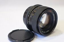 Carl Zeiss Planar 50mm f/1.4 T* lens, Contax C/Y mount 1.4/50