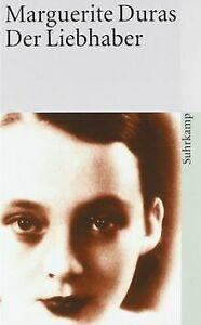 Der-Liebhaber-suhrkamp-taschenbuch-von-Duras-Marguerite-Buch-Zustand-gut