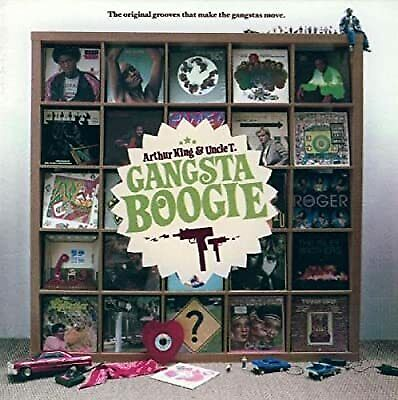Gangsta Boogie, Various Artists, Used; Like New CD