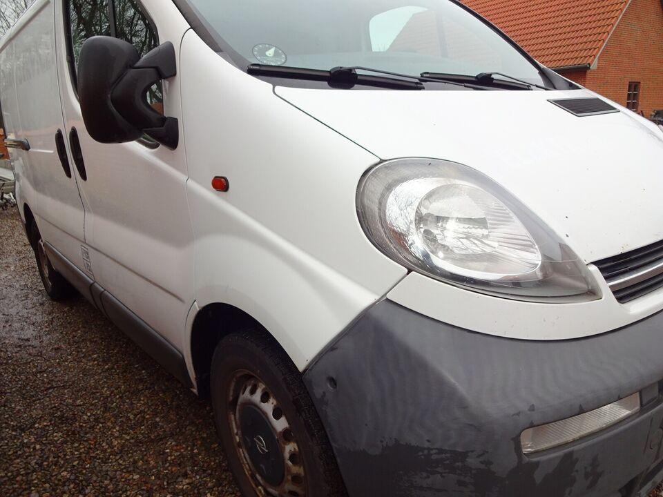 Opel, Vivaro, 1,9 CDTi 100 L1H1