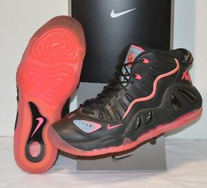 Nike rosa Uptempo Max reflectante 11 Sz Air 5 M Hoh 97 Nds Negro 0xdqtHAn0Z