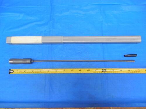 """NEW STARCUT COOLANT THRU CARBIDE TIPPED GUN DRILL 3//4/"""" SHANK 1//4/"""" DIA .75 .25"""