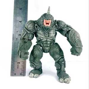 Marvel-Universe-Spider-Man-Power-Charge-Rhino-hasbro-4-5-034-action-figure-toy-gift