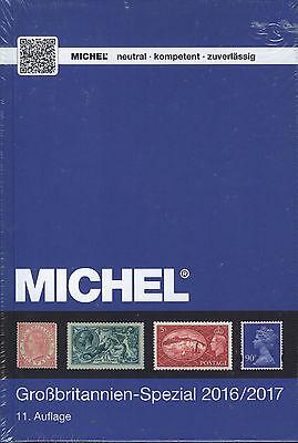 Gut Ausgebildete Michel Grossbritannien-spezial-katalog 2016/2017 Neu Inlandsportofrei! Briefmarken Kataloge & Literatur