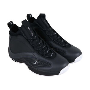 Reebok-Iverson-Answer-Iv-V-Homme-Noir-Mid-Top-Athletic-Gym-Basket-Chaussures