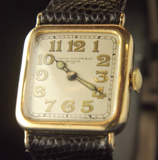 1920s Gold Patek Philippe Geneve Wristwatch