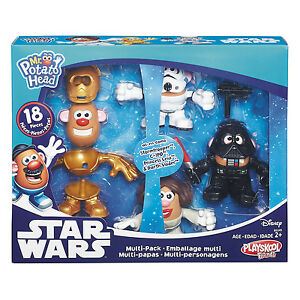 PLAYSKOOL Mr Potato Head Star Wars Multi-Pack