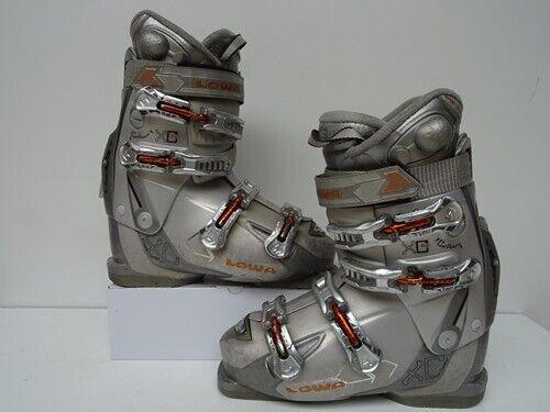 Ski Stiefel Stiefel Lowa XO5, Größe 40 26.0 (ff-048)