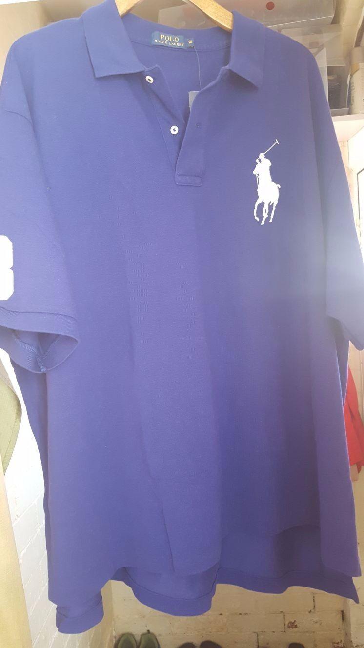Men t-shirt Polo Ralph Lauren ROYAL MARIN size 3XL,available different size