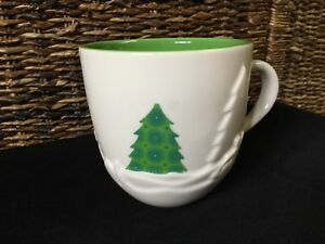 Image Is Loading Starbucks 2006 Holiday Christmas Tree Coffee Tea Mug
