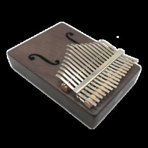 Portable-Mini-17-Keys-Kalimba-Thumb-Piano-Mahogany-Wood-Body-Finger-Mbira-Sanza