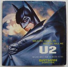 ☪✝★ U2 HOLD ME, THRILL ME, KISS ME, KILL ME CD Single CARD SLEEVE