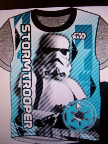 NEW BOYS 100/% Cotton Star Wars Pyjama Set 3-10 Years