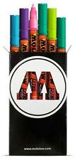 Molotow One4All 127 HS 6er Basic 2 Set Kit Box Lack marker Stift Paint Pen 127HS