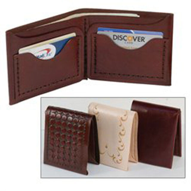 Kingston Wallet Kit 44041-00 by Tandy Leather