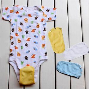 Babyspielanzug Partner Utility Bodysuit Overall Windel verlängern verlänger F1P1