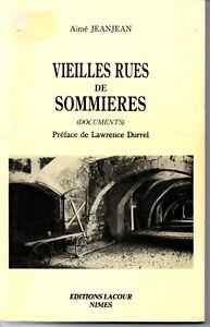 VIEILLES-RUES-DE-SOMMIERES-Gard-JEANJEAN