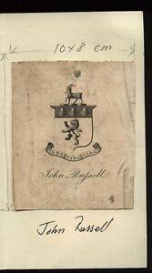 18th-19th-Century-Ex-Libris-Book-Plate-John-Russell