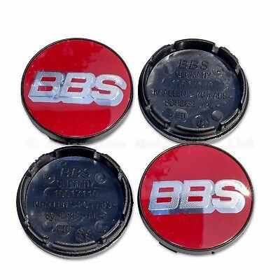 4x BBS Coperchio Mozzo Cerchi emblema COPERCHIO 56mm argento//nero pit lane 0924479