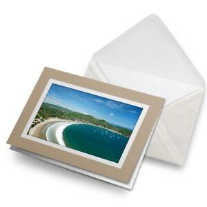 Greetings-Card-Biege-San-Juan-Del-Sur-Nicaragua-Beach-Travel-24140