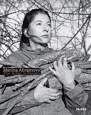 Marina Abramovic : The Artist Is Present by Klaus Biesenbach (2010, Hardcover)
