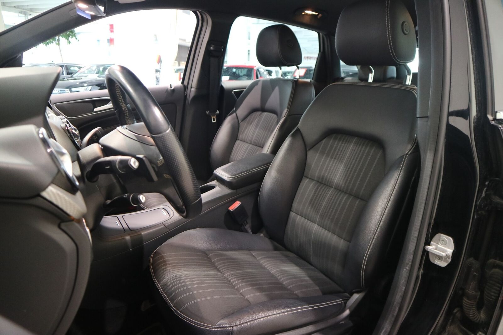 Mercedes B180 1,6 aut. - billede 8