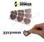 miniatuur 9 - Label etichette Scratch off modello gratta e vinci adesivi speciali da graffiare