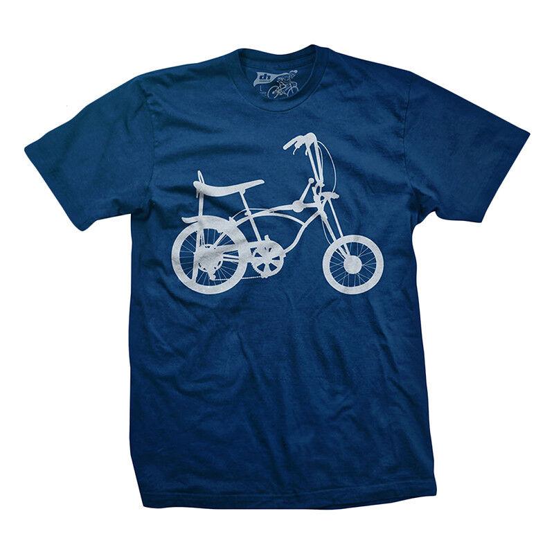Dh Designs Banana Seat Clothing T-shirt Dhd Banana Seat Lg blue
