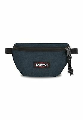 Borsa Eastpak Springer Ek074 Blu Scuro 26w Triple Denim-mostra Il Titolo Originale Caldo E Antivento