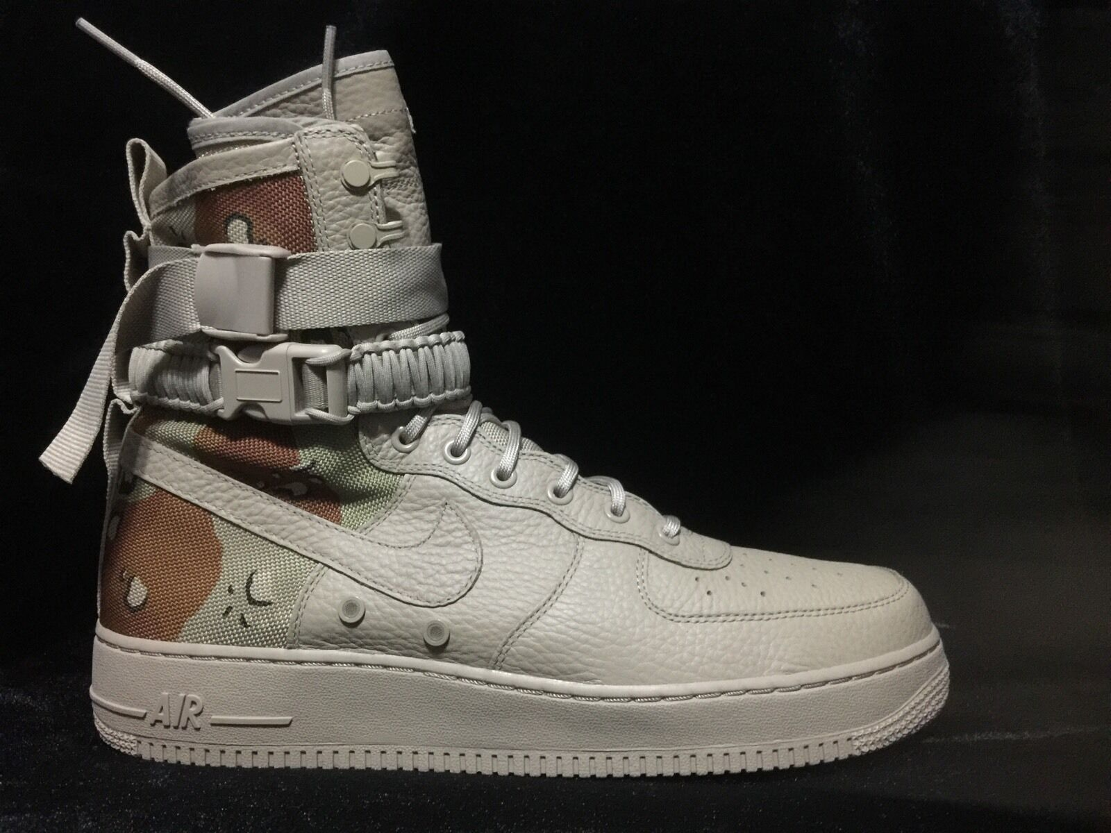 Nike Air Force One High SF Special CAMO Field Urban Utility 864024-202 DS Size