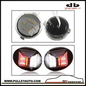 DBMOTOR-2009-2014-Ford-F150-LED-Side-Mirror-Puddle-Lamp-LED-License-Lamp