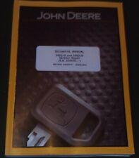 John Deere 540g Iii 548g Iii Skidder Technical Service Repair Manual Tm11809