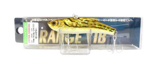 Bassday Range Vibe 70 ES Extra Sinking Vibration Lure CH-111 0649