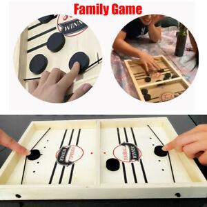 des-Vorstands-Tabelle-Katapult-Tempo-Family-Toys-Spiel-Puck-Schneller-Sling