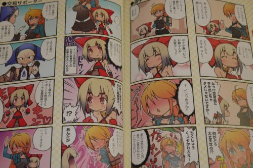 JAPAN Mabinogi Official Fan Book Mabifes vol.2