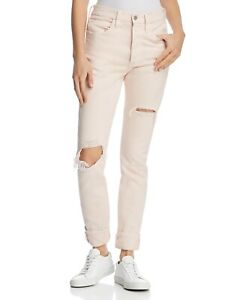 Levi-039-s-501-Destroyed-Button-Fly-Skinny-Women-039-s-Jeans-Summer-Charm-NWT-MSRP-98