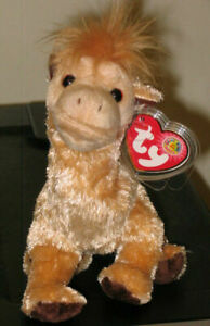 August 2003 BBOM Ty Beanie Baby ~ KHUFU the Camel MWMT 6.5 Inch