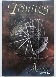 Trinites-V1-Livre-9-IX-Arthur-JDR-RPG-Jeu-de-role