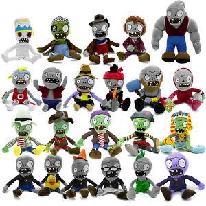 13cm-35cm-Plants-vs-Zombies-2-PVZ-Figures-Plush-Baby-Staff-Toy-Stuffed-Soft-Doll