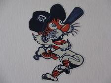 "Detroit Tigers Swinging Tiger Logo Vinyl Car Truck Window Decal Sticker 9 """