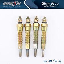 4x Diesel Glow Plug Fit Nissan Regulas PR50 RR50 Terrano R50 Uravan e24 3.2 2.7L