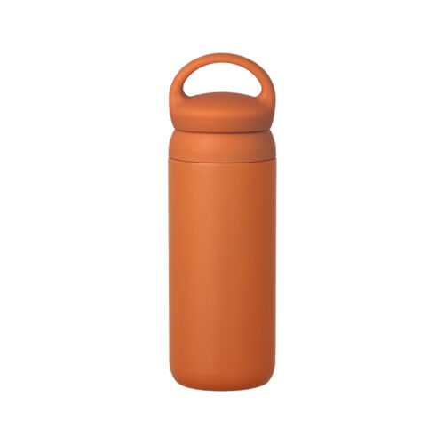 KINTO Orange Day Off Tumbler 500 Ml Tasse Bouteille 21097.0 21097 du Japon