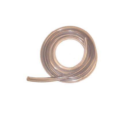 10ft 3/8in(OD) x 1/4in(ID) Clear Vinyl Tube