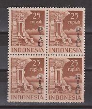 Indonesie Indonesia Riau nr 22 MNH sheet ; MUCH MORE RIAU in our ebay.nl shop