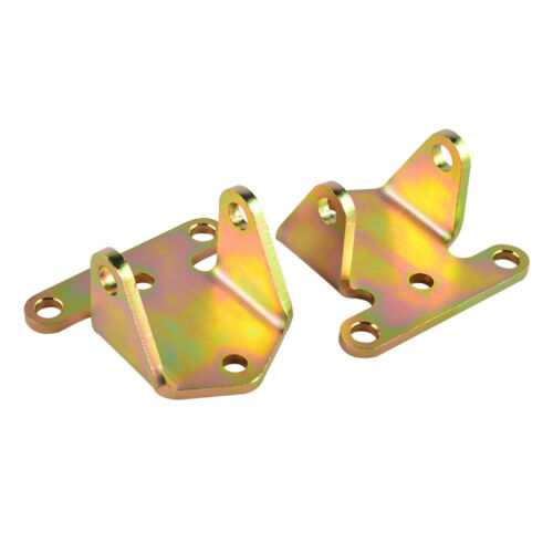 SBC Small Block fit Chevy Solid Engine Motor Mounts 350 400 Offroad Racing 58-72