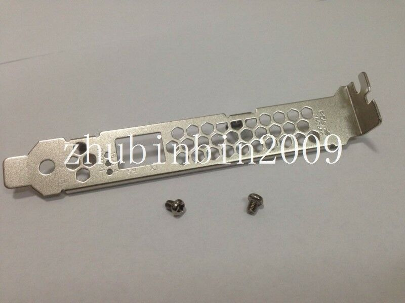 5PCs High Bracket for QLOGIC QLE2660 QLE2670 DELL TC40H 0187v H28RN 4MNKF 1N2PR