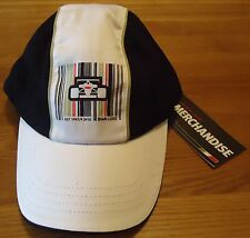 BAR HONDA FORMULA ONE RACING TEAM BASEBALL CAP : BLACK / WHITE.